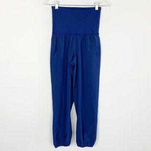 Lululemon   om pants in Hero Blue gypsy jogger 2